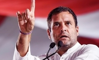 Fuel excise duty increase Rahul Gandhi slams centre