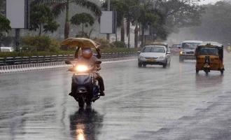 வங்கக் கடலில் புதிய குறைந்த காற்றழுத்தம்: சென்னைக்கு மழை என வெதர்மேன் தகவல்