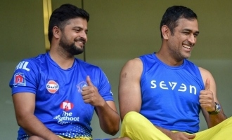 Suresh Raina clarifies about alleged rift with Dhoni and future with CSK