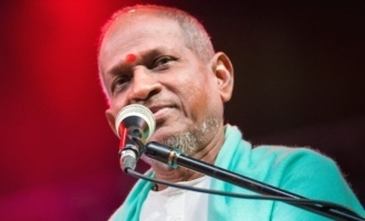 An important announcement by Ilaiyaraja today evening