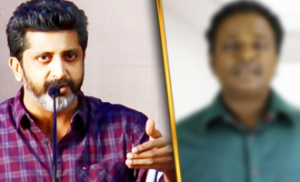 Critics of Velaikaran met me personally and... : Mohan Raja Speech