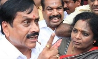 Trouble in BJP: Tamilisai Soundararajan angry on H.Raja!