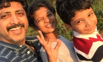 Mohan Raja shares his daughter's thought provoking  prayers to save god
