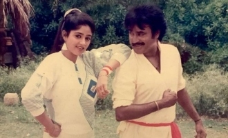 Actress Nadiya shares fond memories of Superstar Rajinikanth after 32 years