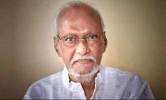 Kamal Haasan's super hit movies director G.N. Rangarajan passes away