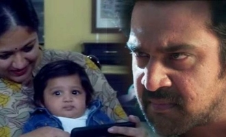 Meghana Raj's 5 month old son releases his late father Chiranjeevi Sarja's last film trailer