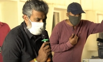 S.S. Rajamouli's 'RRR' restarts with a video of how shooting will happen in new normal