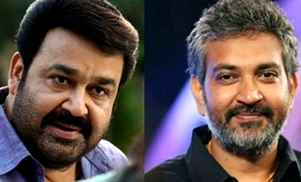 S.S.Rajamouli clarifies about directing Mohanlal