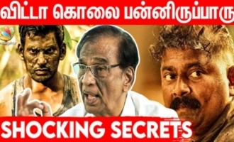 I have video proof - Producer K. Rajan about Vishal-Mysskin issue
