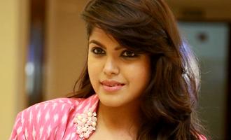 Pooja Devariya plays a writer in her next