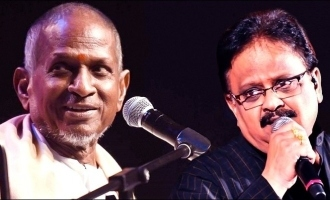 Ilaiyaraja says about SPB demise