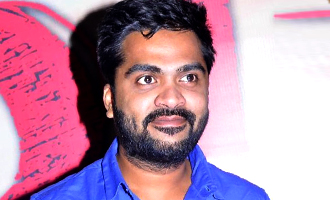 It is Simbu for 'Rajathandhiram 2'