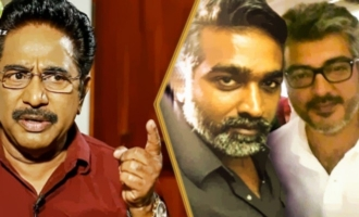The Similarity between Ajith & Vijay Sethupathi : Actor Rajesh Interview
