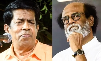 """Rajni can never be MGR!"" R.Sundarrajan slams Rajni!"