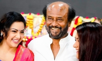 Superstar Rajnikanth's Thalaivar 168 kickstars with pooja!