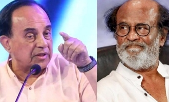 Don't believe Rajnikanth, says Subramanian Swamy!