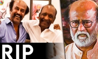 Director Mahendran's name will live long in Tamil cinema - Rajinikanth