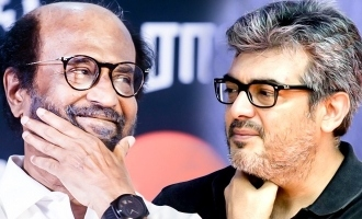 Rajini-Ajith meeting - Political rivals in shock