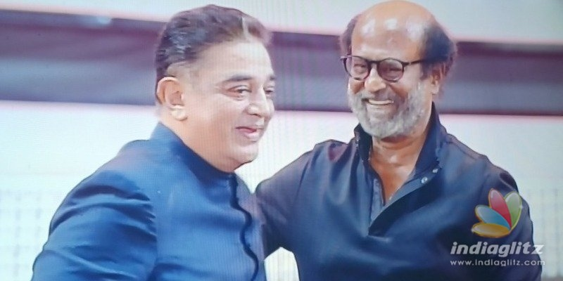 Rajini and Kamals first similar political decision after hinting coalition