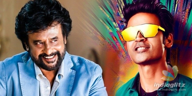Dhanush fans to get massive treat on Darbar release date