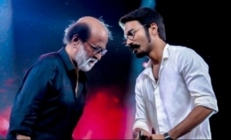 Dhanush in Superstar Rajinikanth biopic - Ace commercial director plans