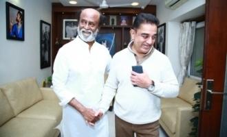 Breaking! Rajini - Kamal reunion date revealed?