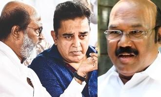 Minister Jayakumar says about Rajini and kamal politics