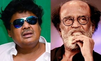 Mansoor Ali Khan challenges Superstar Rajnikanth!