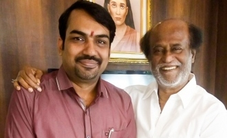 """Rajni can face only one election!"" - Rangaraj Pandey!"