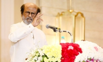 Rajinikanth press meet full speech