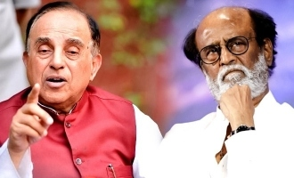 Rajinikanth will go to jail if he enters politics - Subramaniyam Swamy