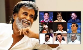 Rajini thanks people for birthday wishes