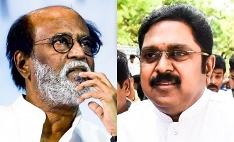 Reason behind Rajnikanth's unexpected telephonic conversation with TTV Dinakaran!