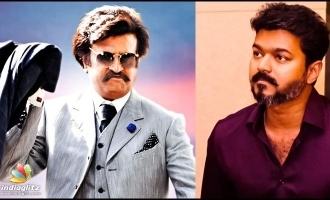 Rajini to act in movie written for Vijay?