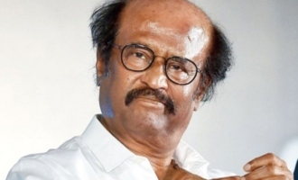 Superstar Rajnikanth praises young director!