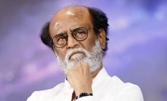 Chennai Highcourt judge warned to Rajinikanth