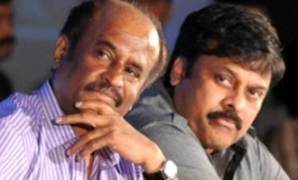 Superstar Rajinikanth joins Chiranjeevi's magnum opus?