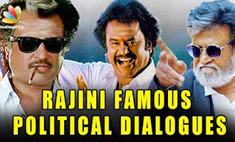 Rajinikanth's Famous Dialogues that hinted his Political Entry