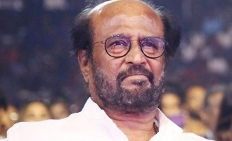 Abubekkar meet Rajinikanth at Poes garden