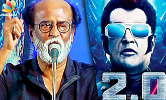 Epic Film like 2.0 will not happen Again ! : Super Star Rajinikanth Speech