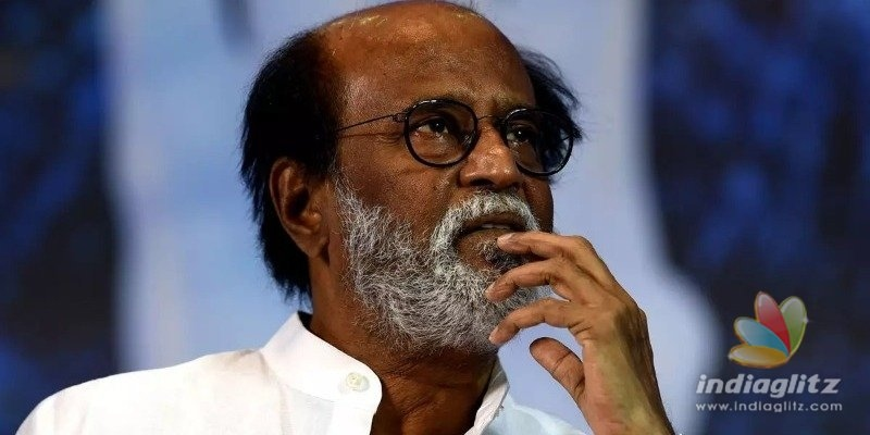 Superstar Rajinikanths flight stopped due to technical fault