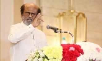 Actor Rajinikanths political journey Starting Point