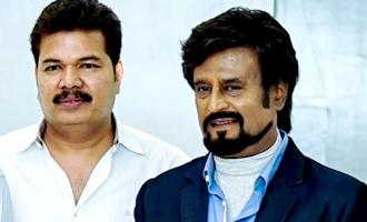 Its a wrap up for Rajinikanth and Shankar