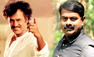 What does Seeman think about Rajinikanth the actor?