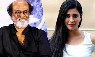 Shruti Haasan backs Superstar Rajinikanth
