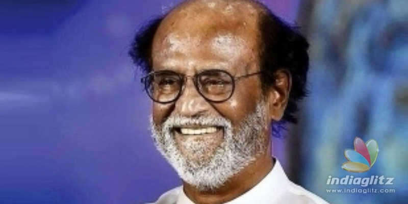 Another case against Superstar Rajinikanth withdrawn