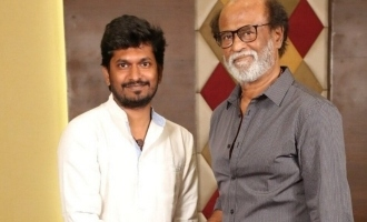 Did Rajini meet young hit director during lockdown? - clarification on viral photo