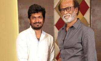 Did Rajini meet young hit director during lockdown? - clarification on viral photo