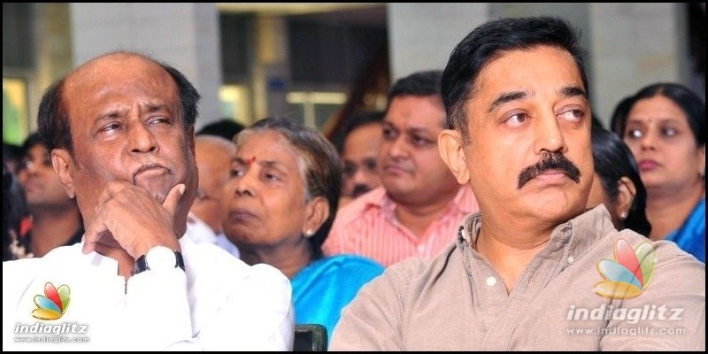 Rajnikanth opens up on Kamals election performance!