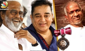 Rajini and Kamal to unite for Ilayaraja